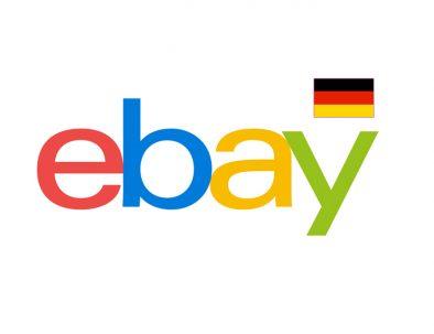 eBay.de - Duitsland